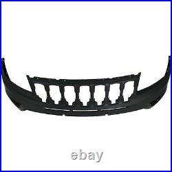 New Set of 2 Bumper Covers Facials Front Upper CH1014104, CH1015106 Pair