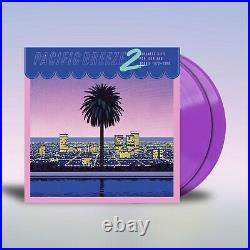 PACIFIC BREEZE 2 Japanese City Pop 1972-1986, Ltd 1st Press 2LP COLOR VINYL New