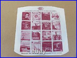 PINK FLOYD A Saucerful Of Secrets ORIGINAL 1968 STEREO UK 1ST PRESSING SCX6528