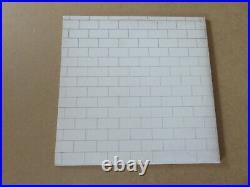 PINK FLOYD The Wall HARVEST 1979 UK 1ST PRESSING 2 x LP & UNUSUAL SLEEVE SHDW411