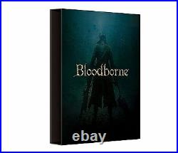 PS4 Bloodborne The Old Hunters Edition First Limited Edition Japan Used