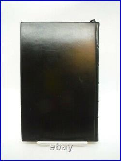 Picatrix, Hardcover, Black Calfskin, 1st ed. #428 of 1000, Ouroboros Press, 2002