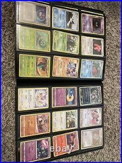 Pokemon Card Collection Binder Lot Massive Vintage TCG 1st Edition Holos Look