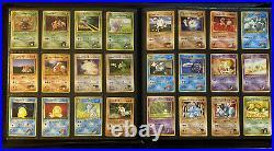 Pokemon WOTC Collection 1st edition 350 cards, MINT non holos. 15 holo. Japq