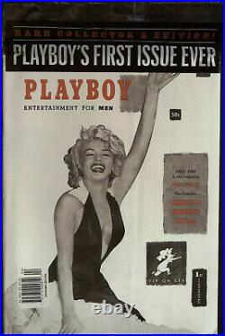 Rare 2014 Collectors Edition PLAYBOY FIRST ISSUE EVER Marilyn Monroe @ SEALED @