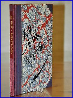 Red Shark 1st/1st Signed Limited Edition Ralph Steadman, Kurt Vonnegut