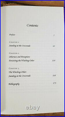 SIGNED 1st Ed- STANDING AT THE CROSSROADS by P. Hamilton-Giles Occult Grimoire