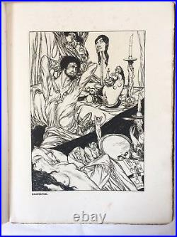 SPARE, Austin Osman, A Book Of Satyrs, First Edition, 1907, signed and numbered