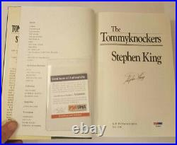 Stephen King Lot Full Collection All Books First Limited UK Edition Autographed