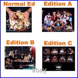 Stray Kids ALL IN JAPAN 1st Mini Album 4 type CD