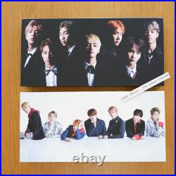 THE BEST OF BTS First Limited Edition Korea Edition or Japan Edition Photo card