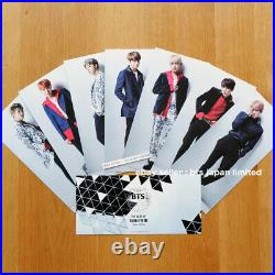 THE BEST OF BTS Official First Limited Edition Korea or Japan Edition card ONLY