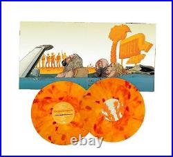 THE DEVILS REJECTS Soundtrack, Ltd 1st Press 180G 2LP COLORED VINYL New