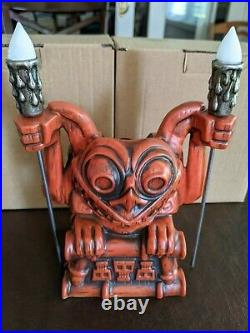 Trader Sam's Gargoyle Tiki Mug Disney Limited 1st Edition Haunted Mansion