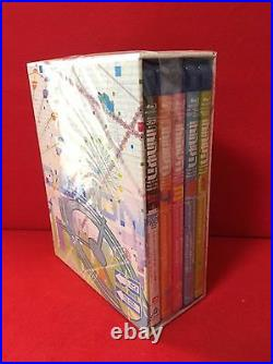 USED Digimon THE MOVIES Blu-ray 1999-2006 (First Press Limited Edition) F/S