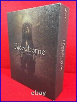 Used PS4 Bloodborne The Old Hunters Edition First Limited Edition F/S japan