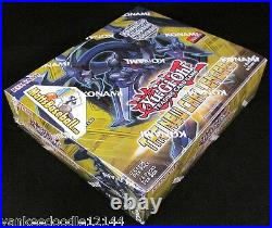YU-GI-OH THE NEW CHALLENGERS 1st Edition U. S English SEALED BOOSTER BOX YUGIOH